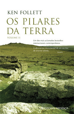 Os Pilares da Terra, Volume 2 of 2 by Ken Follett
