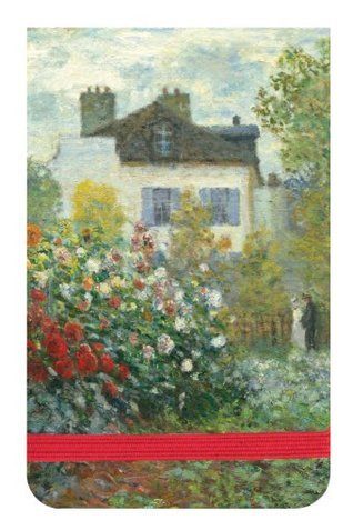 Monet House Mini Journal