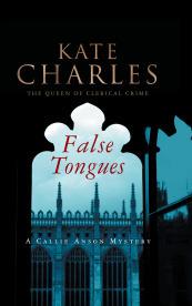 False Tongues (A Callie Anson Mystery, #4)