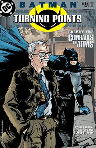 Batman: Turning Points (2000-) #5 (Batman: Turning Points (2000- ))