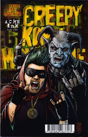 Creepy KOFY Movie Time Comic (Volume 1)