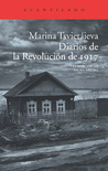 Diarios de la Revolución de 1917 by Marina Tsvetaeva