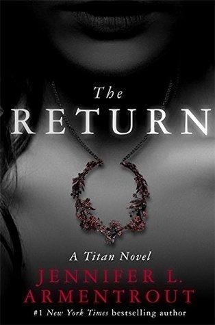 Bücherblog. Rezension. The Return (Book 1) Jennifer L. Armentrout. Fantasy, Young Adult.