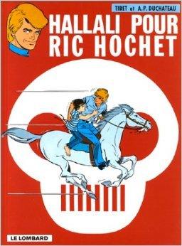 Ric Hochet, Tome 28:  Hallali Pour Ric Hochet