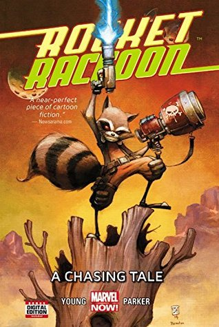 Rocket Raccoon, Volume 1: A Chasing Tale