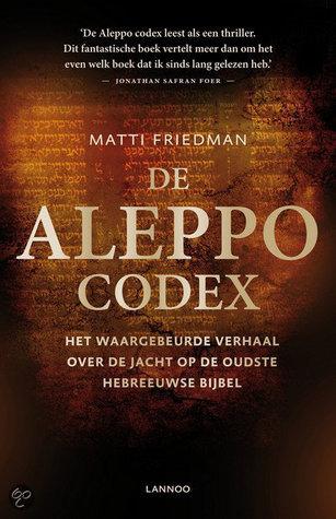 De aleppo codex