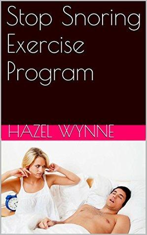 Stop Snoring Exercise Program