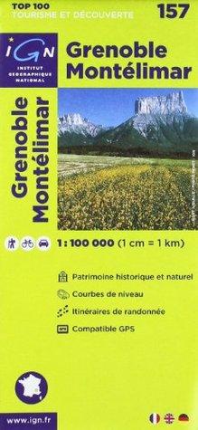 Grenoble / Montélimar ign