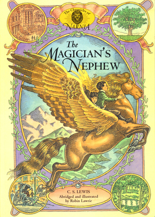 The Magician's Nephew: Graphic Novel