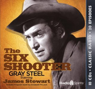 the six shooter gray steel