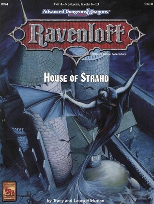 House of Strahd by Tracy Hickman