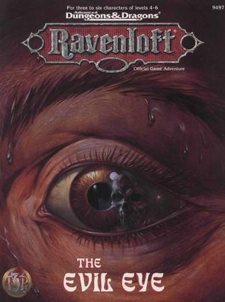 The Evil Eye: Ravenloft Adventure: MOBI EPUB por Steve Kurtz