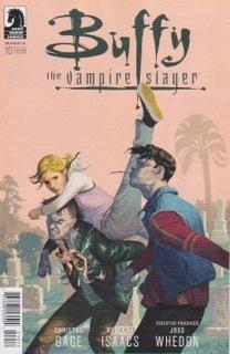Buffy the Vampire Slayer: Day Off (or Harmony In My Head) (Season 10, #10)