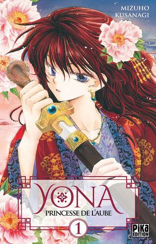 Yona, Princesse de l'Aube T01 por Mizuho Kusanagi