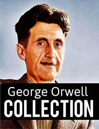 George Orwell Novels Collection