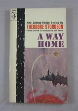 Read online A Way Home: Nine Science Fiction Stories books