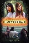 Legacy of Chaos (The Void Wielder Trilogy Book 2)