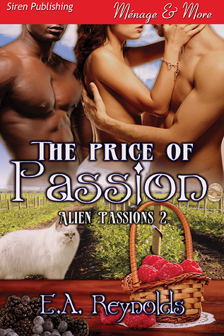 The Price of Passion (Alien Passions, #2)