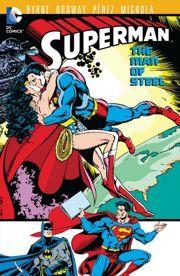 Superman: The Man of Steel, Vol. 8(Superman: The Man of Steel 8)