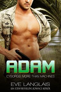 Review: Adam by Eve Langlais (@mlsimmons, @EveLanglais)