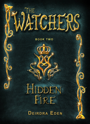 Hidden Fire by Deirdra Eden