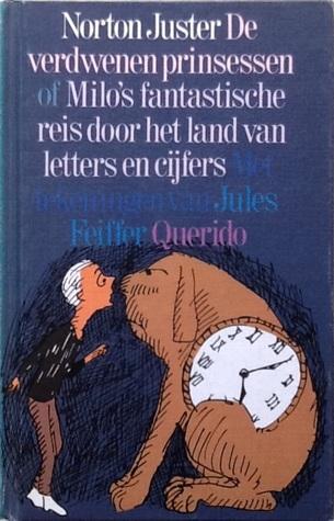 De verdwenen prinsessen, of Milo's fantastische reis door het land van letters en cijfers