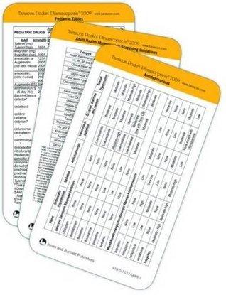 Tarascon Rapid Reference Card: Pediatric