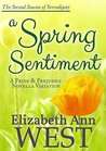 A Spring Sentiment (Seasons of Serendipity #2)