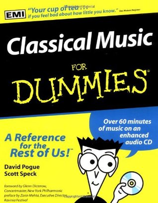 Classical Music for Dummies by David Pogue