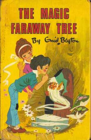 Image result for Enid Blyton's The Magic Faraway Tree.
