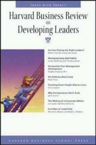 harvard business review training and development
