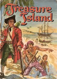Treasure Island - Whitman Classics