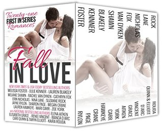 """Fall in Love: Twenty-two """"First in Series"""" Romances"""