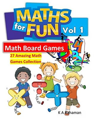 Math For Fun Vol 1: 27 Amazing Math Games collection, Cool Math Games for Kids