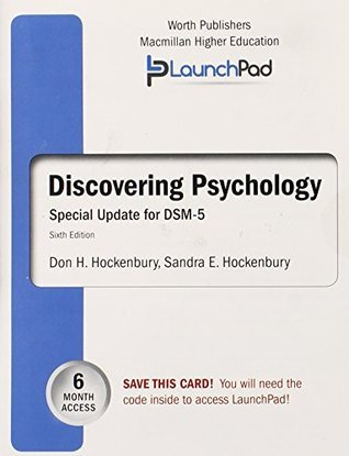 LaunchPad for Hockenbury's Discovering Psychology with DSM5 Update