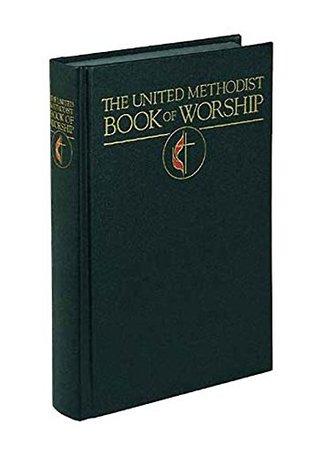 The United Methodist Book of Worship: Regular Edition Black