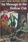 The Message in the Hollow Oak by Carolyn Keene