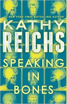 Speaking in Bones (Temperance Brennan, #18)