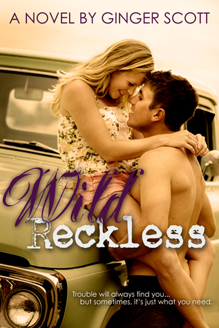 Wild Reckless (Harper Boys, #1)