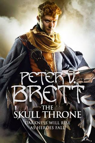 The Skull Throne(The Demon Cycle 4)
