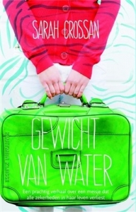 Gewicht van water by Sarah Crossan