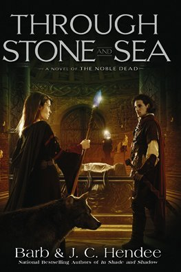 Through Stone and Sea(Noble Dead Saga: Series 2 2)