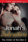 Jonah's Salvation (The Order of the Mist #2)