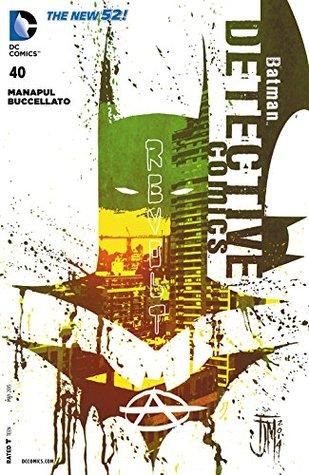 Batman Detective Comics #40
