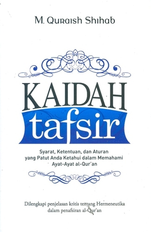 Tafsir Quraish Shihab Pdf