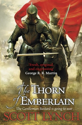 Download and Read online The Thorn of Emberlain (Gentleman Bastard, #4) books