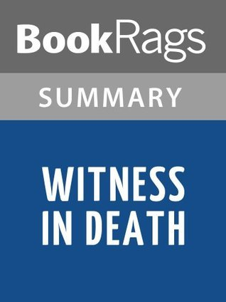 Witness in Death by Nora Roberts l Summary & Study Guide