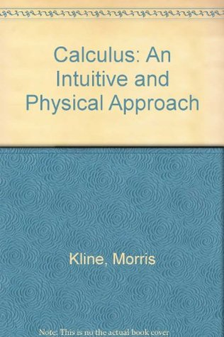 Physical and approach intuitive an pdf calculus