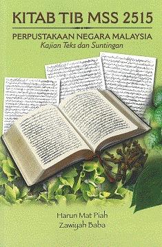 Kitab Tib MSS 2515 Perpustakaan Negara Malaysia Kajian Teks dan