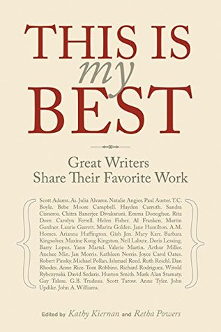 This Is My Best by Retha Powers